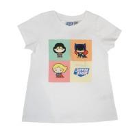 KIDS ICON - Kaos Anak Perempuan DC Super Friends 3-36 bln- JG1K0200200
