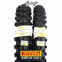 Ban Motocross Pirelli Scorpion MX Extra X 18 21