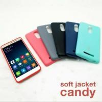 Case Softjacket Candy Spotlite Asus Zenfone 3 Laser 5.5in ZC551KL