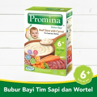 Promina 6+ Beef Stew With Carrot 120g