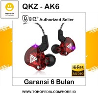 QKZ AK6 Sport Running Headset Earphone wih MIC