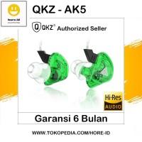 QKZ AK5 Sport Stereo Headset Earphone with Mic