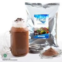 Jual Bubuk Minuman Rasa DARK CHOCOLATE dari Fresh Powder Drink