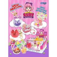 Ruby The Little Artist Beads Hydrogel Deco Cream DIY/Aquabeads