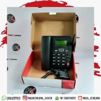 Telepon Rumah / Pesawat Telepon (Telepon Kabel) GSM Alcatel 6588