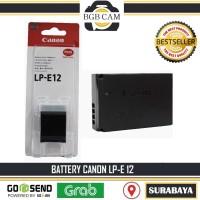 Battery Canon LP-E12 / Baterei / Baterai LPE12 / LP E 12 / LPE 12