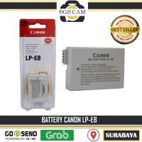 Baterai Canon LP-E8 Battery / LPE8/ LP-E 8 550D / 600D / 650D / 700D