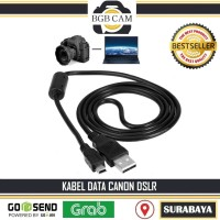Kabel Data Canon DSLR Kamera SLR EOS