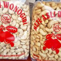 kacang mede/mete super 1 kg matang dan mentah