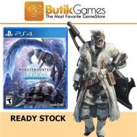 Iceborne PS4 Monster Hunter World Iceborne PS4