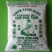 Tepung Tapioka / Tepung Sagu Cap Pak Tani / Liauw Tjoei Kang 500gr