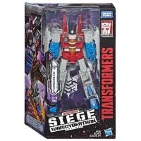 Starscream hasbro Transformers War for Cybertron Siege
