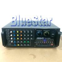 Amplifier Karaoke Ashley KA 6500 Original perkakas