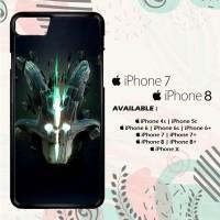 Casing iPhone 7 Dota 2 Juggernaut Arcana L3124