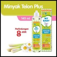 My Baby Minyak Telon 8 jam 145 ml