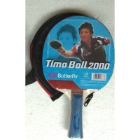Bad pingpong butterfly Timo Boll 2000