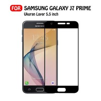 Tempered Glass Samsung Galaxy J7 Prime - Full Cover Full Color