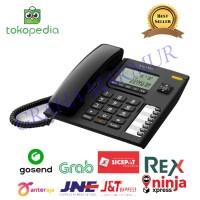 Alcatel T76 / T 76 - Telp - Telepon - Telephone Single Line Caller ID