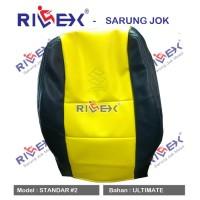 RILEX Ultimate - Sarung Jok Mobil APV Minibus model Standar Seat Cover