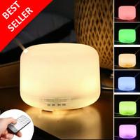 Air Humidifier Diffuser Aroma Therapy 7 LED Elektrik | Pelembab Udara