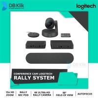 Webcam Logitech RALLY SYSTEM Conference Cam - Logitech RALLY SYSTEM