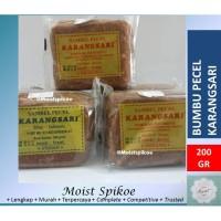 Bumbu sambel pecel Karangsari