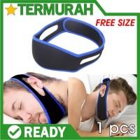 Sabuk Anti Ngorok Dengkur Anti Snoring Chin Strap Snore Alat