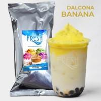 Bubuk Dalgona Rasa Banana 500 Gram dari FPD
