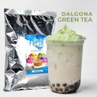 Bubuk Dalgona Rasa Green Tea Stroberi 1 KG dari FPD