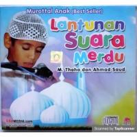 Lantunan Suara Merdu M. Thoha   CD Original