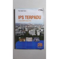 Buku IPS Terpadu 2B kelas 8 SMP - KTSP 2006