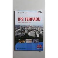 Buku IPS terpadu 2A kelas 8 SMP - KTSP 2006