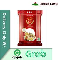 Tepung Terigu Cakra Kembar Emas Oriental 5kg (pcs) Delivery Gojek/Grab
