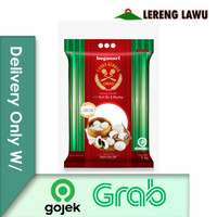 Tepung Terigu Cakra Kembar Emas Pao & Mantao 5kg Delivery Grab/Gojek