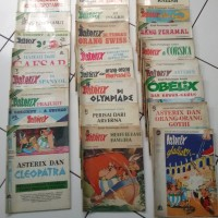 Komik Asterix Koleksi