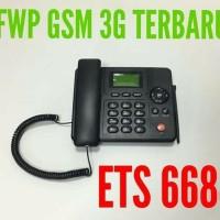 PROMO BESAR TELEPON RUMAH KARTU GSM HUAWEI ETS 3125i limited stoc