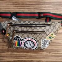 Waist Bag Pria Gucci Import || GMT 02