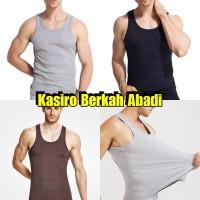 Kaos Dalam Pria Singlet Pria Baju Dalam Pria Sport Katun