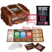 Bears vs Babies Board Game NSFW Expansion Mainan Keluarga