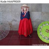 hanbok anak baju adat tradisional korea kostum costume haapr009