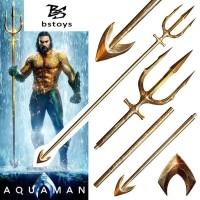 DC Aquaman Gold Trident Lifesize 1:1 Replica