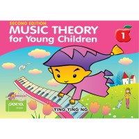 Music Theory for Young Children - Book 1 (2nd-Edition)