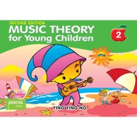 Buku Music Theory for Young Children - Book 2 (2nd Edition)