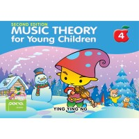 Buku Music Theory for Young Children - Book 4 (2nd Edition)