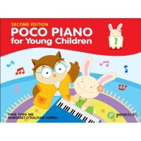 Poco Piano for Young Children - Book 1 (2nd Edition)