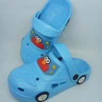 Sepatu Sandal Anak Laki-Laki S20-29 Model Car Elmo