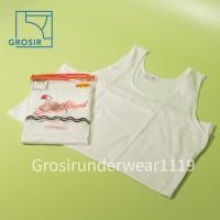 Kaos Singlet Pria Swan Brand Lokal Size 34-36 - 34