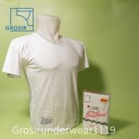 Kaos oblong Swan brand Lokal size 34-36 - 34
