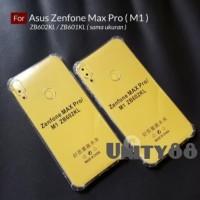 Asus Zenfone Max Pro M1 Anti Crack Anti Shock silikon case hp M 1