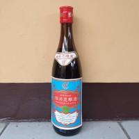 [satuan] SU-Brand Arak Masak Shaoxing / Cooking Wine 640ml Botol Kaca